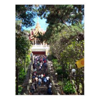 Wat Phrathat Doi Suthep Postcard