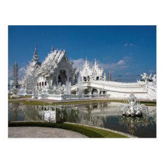 Wat Rung Khun Postcard