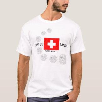 Watch Addicts Swiss Made T-Shirt