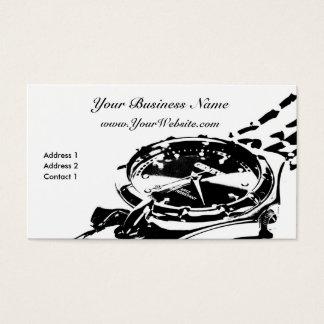 Watch Business Card