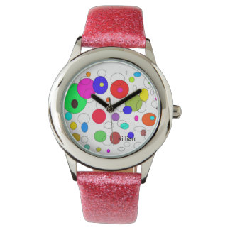 watch colorful circle's