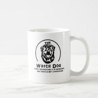 Watch Dog Coffee Mug