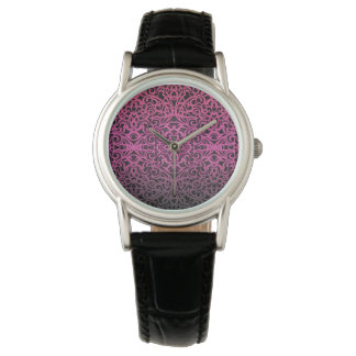 Watch Floral abstract