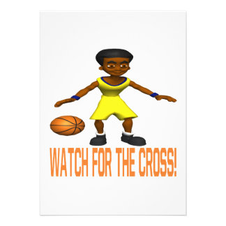 Watch For The Cross Invitation