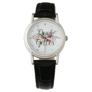 Watch - Goal Getter Floral