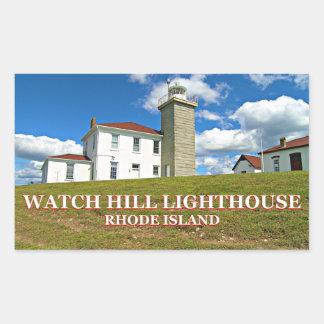 Watch Hill Lighthouse, Rhode Island Stickers