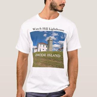 Watch Hill Lighthouse, Rhode Island T-Shirt