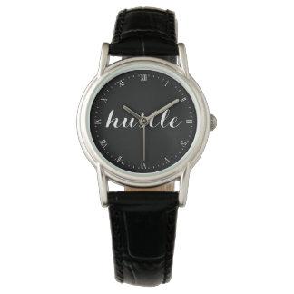 Watch - Hustle Black