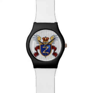 Watch it! (Colored Crest Watch)