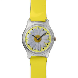 Watch - May28th - New Daisy on Yellow