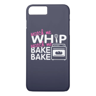 WATCH ME BAKE BAKE iPhone 7 PLUS CASE