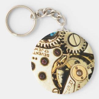 watch movement key chain