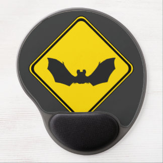 Watch Out: Bats! Gel Mouse Pad