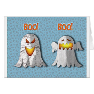 "Watch out for the ""Boo's"" Sober Halloween Card"