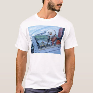 Watch Over the Rhine by Ken Riley T-Shirt