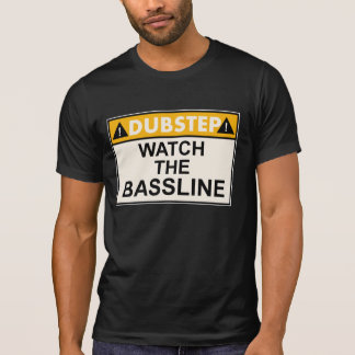 Watch The Bassline Shirt