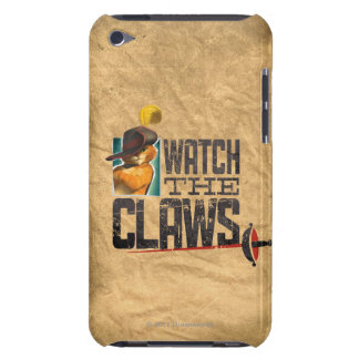 Watch The Claws Barely There iPod Cover