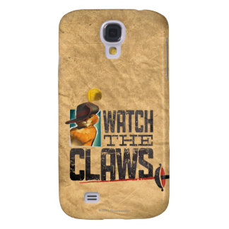 Watch The Claws Galaxy S4 Case