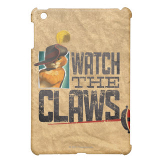 Watch The Claws iPad Mini Cases