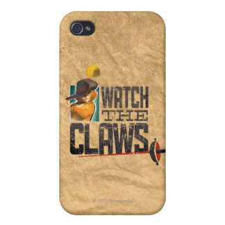 Watch The Claws iPhone 4/4S Case