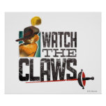 Watch The Claws Poster