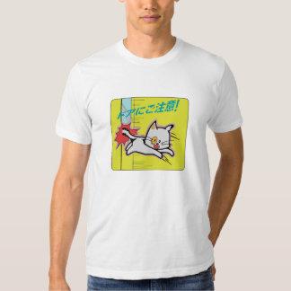 Watch the Door, Subway Sign, Japan Shirts