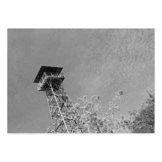 Watch Tower Business Cards