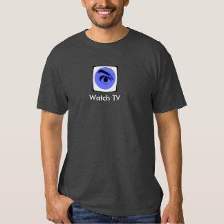 Watch TV shirt
