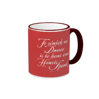 Watch Us Dance Coffee Mug