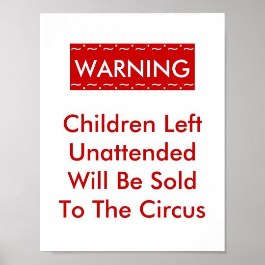 Watch Your Children Poster