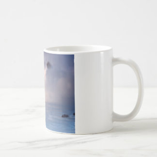 Watcher, Coniston water, Lake district Coffee Mug