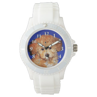 Watches with Pictures in Face or Puppy Watches