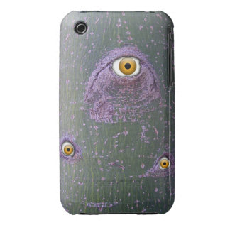 Watchful eyes tree funny photo manipulation iPhone 3 cases