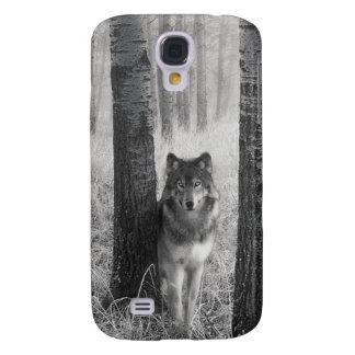 Watchful Wolf Galaxy S4 Case
