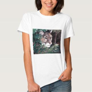 Watching Cougar Tshirt