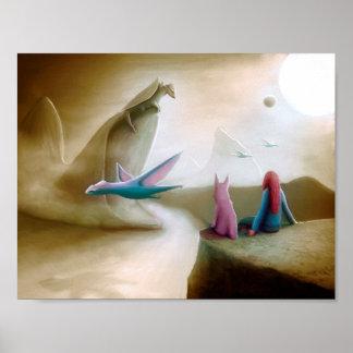 Watching Dragons Poster