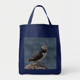 Watching Puffin Bag