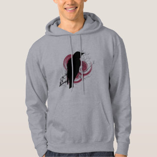 Watching The End Of Days Gothic Art Hoodie