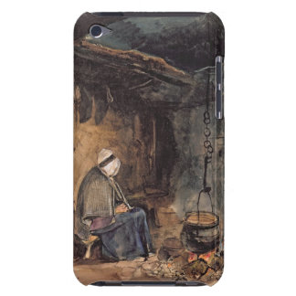 Watching the pot boil - a cottage interior iPod touch case