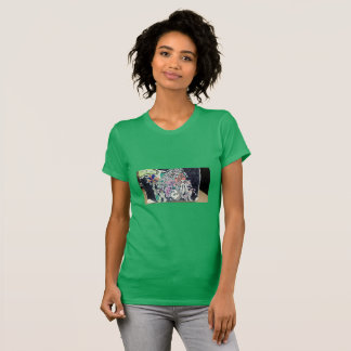 Watching Venus Fly Trap T-Shirt