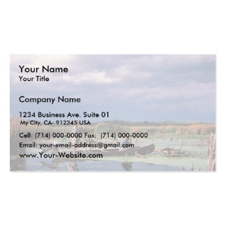 Watching Waterfowl Business Card Template