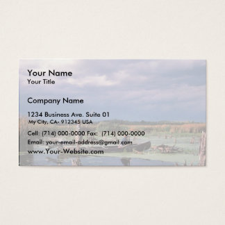 Watching Waterfowl Business Card