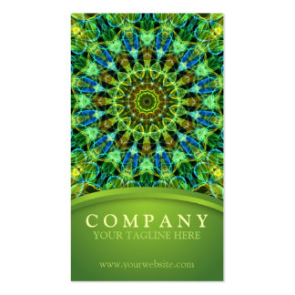 Watching You Mandala Pack Of Standard Business Cards