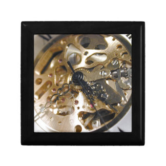 Watchmaker clock working gift boxes