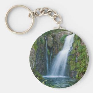 Watefall Key Ring