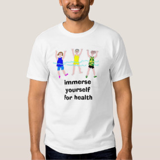 water aerobics t shirt