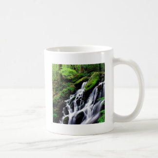 Water After The Rain Smoky Mountains Classic White Coffee Mug