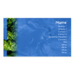 Water and Grass - Business Business Card Template