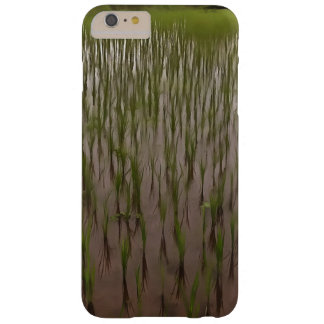 Water and paddy field barely there iPhone 6 plus case