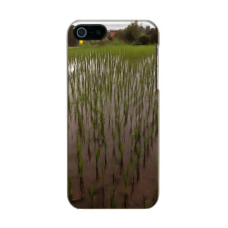 Water and paddy field incipio feather® shine iPhone 5 case